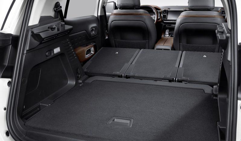 SUV C5 Aircross lleno